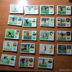 Cromos de Fútbol: CAMPEONATO LIGA 1973-74 73 74 FHER DISGRA COLECCION COMPLETA 304 CROMOS NUEVOS SIN PEGAR. Lote 60608919