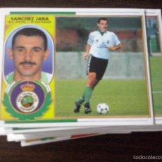 Cromos de Fútbol: LOTE 50 CROMOS ALBUM EDICIONES ESTE 1996/1997 96/97 SIN PEGAR Y SIN REPETIDOS. Lote 60728947