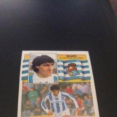 Cromos de Fútbol - CROMOS ESTE 90 / 91 - CROMO REAL SOCIEDAD 1990 / 1991 - GAJATE - 61755076
