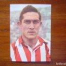 Cromos de Fútbol: VENANCIO ( ATHLETIC CLUB DE BILBAO ) - CHOCOLATES DULCINEA - AÑOS 50 - MUY BUEN ESTADO. Lote 62106440