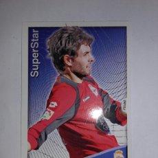 Cromos de Fútbol: GERMÁN LUX SUPERSTAR - 508 - DEPORTIVO - MUNDICROMO 2015. Lote 62146834