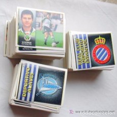 Cromos de Fútbol: 484 CROMOS DIFERENTES - EDICIONES ESTE LIGA 1998-1999, 98-99 - NUNCA PEGADOS. Lote 62166520