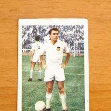Cromos de Fútbol: VALENCIA - Nº 2, PIQUER - EDITORIAL FERCA 1959-1960, 59-60. Lote 62379148