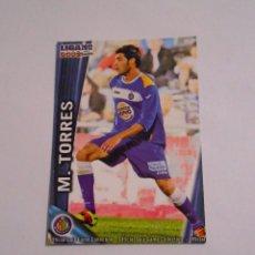 Cromos de Fútbol: CROMO CARTA MIGUEL TORRES. LIGA 2012. MUNDICROMO. GETAFE C.F. TDKP8. Lote 62419148