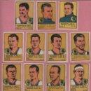 Cromos de Fútbol: COLE CROMOS DE FUTBOL EDITORIAL VALENCIA TEMPORADA 1941 - 42 - ALICANTE CLUB DE FUTBOL - HERCULES. Lote 62661004