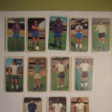 Cromos de Fútbol: LOTE 12 CROMOS ESTE 1977/1978 77 /78 INCLUYE 3 ULTIMOS FICHAJES. RECUPERADOS DE ALBUM.. Lote 62947780