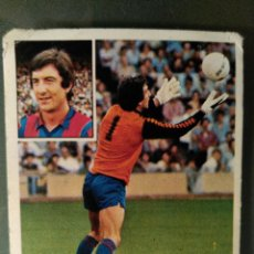 Cromos de Fútbol: URRUTI F.C BARCELONA ED.ESTE 81 82 DESPEGADO. Lote 63604120
