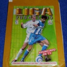 Cromos de Fútbol: SOBRE VACÍO - LIGA 2004 2005 - EDICIONES ESTE. Lote 220186296