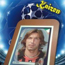 Cartes à collectionner de Football: CROMO DE LA COLECCIÓN: UEFA. CHAMPIONS LEAGUE. 2007 2008. 07 08. ED. PANINI. Nº 16. Lote 64810379