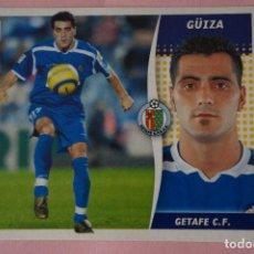 Cromos de Fútbol: CROMO DE FÚTBOL:GÜIZA DEL GETAFE C.F.,(SIN PEGAR),LIGA ESTE 2006-2007/06-07. Lote 195544547