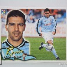 Cromos de Fútbol: CROMO / TARJETA FÚTBOL LIGA 2000-2001 - CELTA DE VIGO. REVIVO - ED. ESTE. Lote 244482630