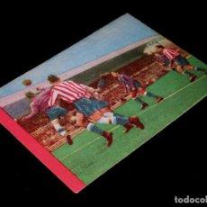 Cromos de Fútbol: CROMO FÚTBOL Nº 3, EIZAGUIRRE, VALENCIA C.F., CROMOS VENCEDOR, ED BRUGUERA, CRISOL, ORIGINAL 1944-45. Lote 66884130