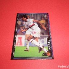Figurine di Calcio: NADAL - 224 - R.C.D. MALLORCA - LAS FICHAS DE LA LIGA 2003-2004 (03/04) - MUNDICROMO. Lote 67139381