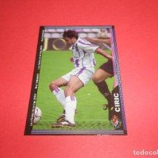 Figurine di Calcio: CIRIC - 371 - REAL VALLADOLID - LAS FICHAS DE LA LIGA 2003-2004 (03/04) - MUNDICROMO. Lote 67307921