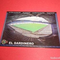 Figurine di Calcio: EL SARDINERO - 407 - RACING DE SANTANDER - FICHAS DE LA LIGA 2003-2004 (03/04) - MUNDICROMO. Lote 67315661