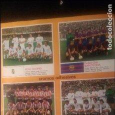 Cromos de Fútbol: ESTE 78/79 1978/79 CROMOS ADHESIVOS DE EQUIPOS Y SELECCIONES PEDIR VUESTRAS FALTA ,LEER INTERIOR. Lote 172032813