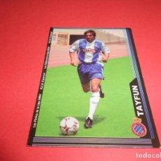 Figurine di Calcio: TAYFUN - 446 - R.C.D. ESPANYOL - FICHAS DE LA LIGA 2003-2004 (03/04) - MUNDICROMO. Lote 67400937