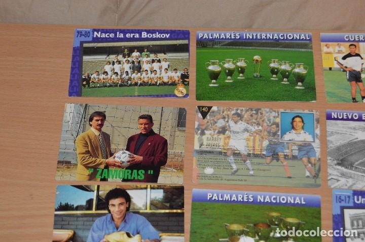 Cromos de Fútbol: LOTE DE 15 CARTAS REAL MADRID - MAGIC BOX INTERNATIONAL - TEMPORADA 79 80 - MIRA LAS FOTOS - Foto 2 - 67543517
