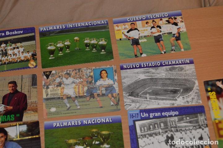 Cromos de Fútbol: LOTE DE 15 CARTAS REAL MADRID - MAGIC BOX INTERNATIONAL - TEMPORADA 79 80 - MIRA LAS FOTOS - Foto 3 - 67543517