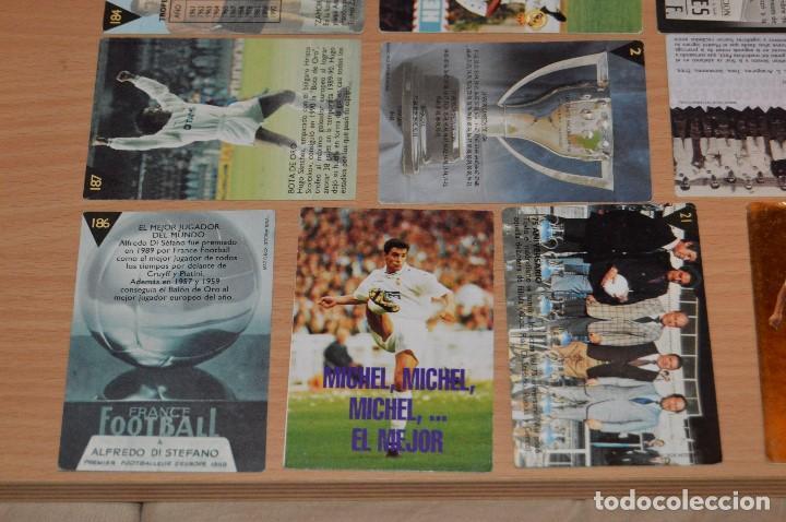 Cromos de Fútbol: LOTE DE 15 CARTAS REAL MADRID - MAGIC BOX INTERNATIONAL - TEMPORADA 79 80 - MIRA LAS FOTOS - Foto 8 - 67543517
