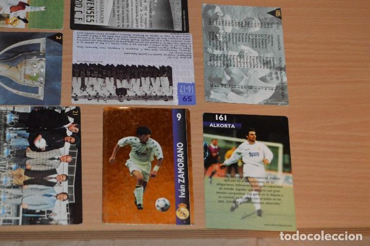 Cromos de Fútbol: LOTE DE 15 CARTAS REAL MADRID - MAGIC BOX INTERNATIONAL - TEMPORADA 79 80 - MIRA LAS FOTOS - Foto 9 - 67543517
