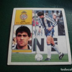 Cromos de Fútbol: LLUIS ESPAÑOL ED ESTE 92 93 CROMO FUTBOL LIGA 1992 1993 - SIN PEGAR - 79. Lote 109005479
