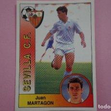 Cromos de Fútbol: CROMO DE FÚTBOL MARTAGON DEL SEVILLA F.C. SIN PEGAR Nº 242 LIGA PANINI 1994-1995/94-95. Lote 268898094