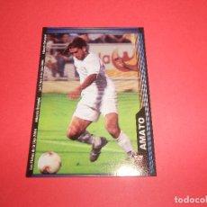 Figurine di Calcio: AMATO - 532 - ALBACETE BALOMPIE - FICHAS DE LA LIGA 2003-2004 (03/04) - MUNDICROMO. Lote 68166641