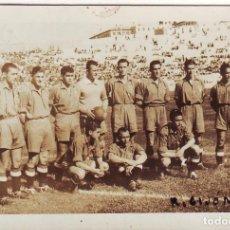 Cromos de Fútbol: FOTOGRAFÍA DEL SPORTIN DE GIJÓN AÑOS 1940. Lote 68283817