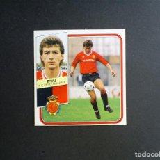 Cromos de Fútbol: BAJA - RIVAS - RCD MALLORCA - EDICIONES ESTE - 1989 1990 - 89 90 - NUNCA PEGADO. Lote 70010993