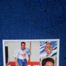 Cromos de Fútbol: PIER COLOCA ZARAGOZA LIGA ESTE 97/98. Lote 70276107