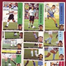 Cromos de Fútbol: PANINI - LIGA 95/ 96 - 1995 1996 - 20 CROMOS. Lote 71242243