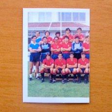Cromos de Futebol: OSASUNA Nº 163 - TRIDEPORTE 84 - EDITORIAL FHER - NUNCA PEGADO. Lote 71246589