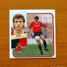 Cromos de Fútbol: MALLORCA - RIVAS - BAJA - EDICIONES ESTE 1989-1990, 89-90. Lote 71876123