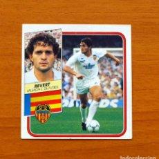 Cromos de Fútbol: VALENCIA - REVERT - BAJA - EDICIONES ESTE 1989-1990, 89-90. Lote 71894663