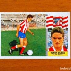 Cromos de Fútbol: ATLÉTICO MADRID - RUBEN BILBAO - FICHAJE Nº 23 - EDICIONES ESTE 1986-1987, 86-87 . Lote 71919567