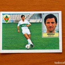 Cromos de Fútbol: ELCHE - ANQUELA - EDICIONES ESTE 1984-1985, 84-85. Lote 71977839