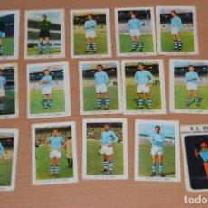 Cromos de Fútbol: LOTE DE 15 CROMOS - FHER - LIGA 70/71 - MIRA LAS FOTOS - R. C. CELTA. Lote 72116243