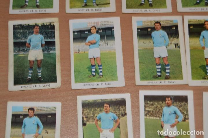 Cromos de Fútbol: LOTE DE 15 CROMOS - FHER - LIGA 70/71 - MIRA LAS FOTOS - R. C. CELTA - Foto 3 - 72116243