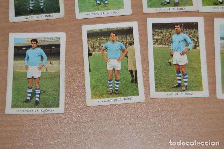 Cromos de Fútbol: LOTE DE 15 CROMOS - FHER - LIGA 70/71 - MIRA LAS FOTOS - R. C. CELTA - Foto 4 - 72116243