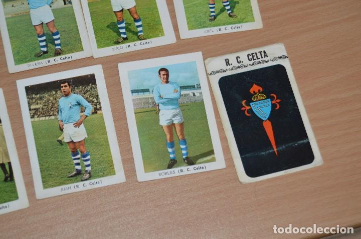 Cromos de Fútbol: LOTE DE 15 CROMOS - FHER - LIGA 70/71 - MIRA LAS FOTOS - R. C. CELTA - Foto 5 - 72116243