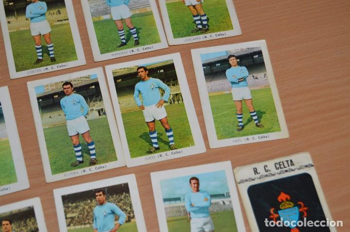 Cromos de Fútbol: LOTE DE 15 CROMOS - FHER - LIGA 70/71 - MIRA LAS FOTOS - R. C. CELTA - Foto 6 - 72116243