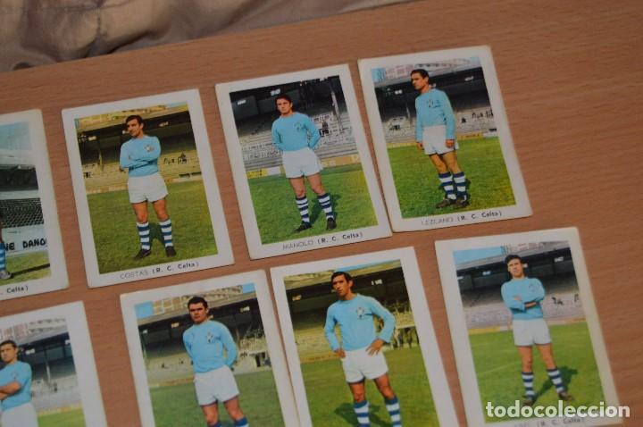 Cromos de Fútbol: LOTE DE 15 CROMOS - FHER - LIGA 70/71 - MIRA LAS FOTOS - R. C. CELTA - Foto 7 - 72116243