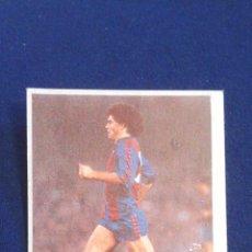 Cromos de Fútbol: FUTBOL 84 CROMOS CANO CROPAN. BARCELONA ESTELLA BAJA MUY DIFICIL. Lote 72385199