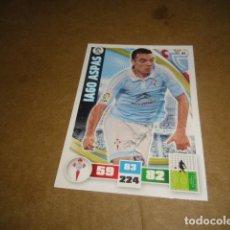 Cromos de Fútbol: TRADING CARD GAME PANINI LIGA BBVA ADRENALYN 2015/16 LUX PORTERO . Lote 72851627