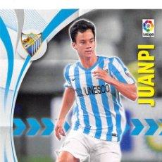 Cromos de Fútbol: MEGACRACKS 15-16 2015-2016 #368 JUANPI (MALAGA C.F.). Lote 73570353