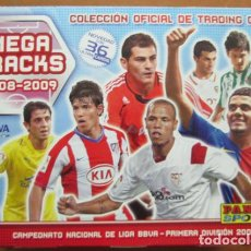Cartes à collectionner de Football: CAJA CON 36 SOBRES SIN ABRIR SOBRE 08 09 MEGACRACKS 2008 2009 PANINI MEGAS MEGA CRACKS. Lote 203601301
