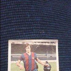 Cromos de Fútbol: LIGA 1975/76 75/76 FHER DISGRA. BARCELONA CRUYFF . Lote 74904423