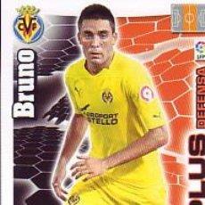 Cromos de Fútbol: ADRENALYN 2010 2011 - BRUNO (PLUS DEFENSA) - VILLARREAL CF - NUEVO.. Lote 166081672