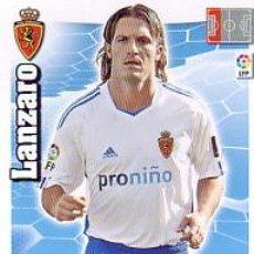 Cromos de Fútbol: ADRENALYN 2010 2011 - LANZARO - REAL ZARAGOZA - NUEVO.. Lote 175316935